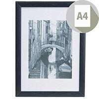 Photo Album Company Black Wood A4 Certificate Frame Non Glass
