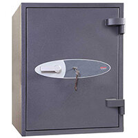 Phoenix Neptune HS1054K 184L Security Safe With Key Lock Grey