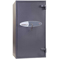 Phoenix Neptune HS1055K 283L Security Safe With Key Lock Grey