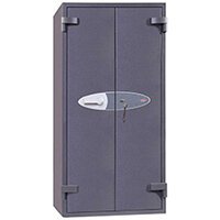 Phoenix Neptune HS1056K 553L Security Safe With Key Lock Grey