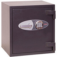 Phoenix Mercury HS2051E 56L Security Safe With Electronic Lock Grey