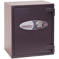 Phoenix Mercury HS2052E 69L Security Safe With Electronic Lock Grey