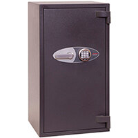Phoenix Mercury HS2053E 110L Security Safe With Electronic Lock Grey
