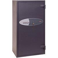 Phoenix Mercury HS2054K 197L Security Safe With Key Lock Grey