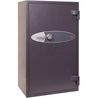 Phoenix Mercury HS2055E 330L Security Safe With Electronic Lock Grey