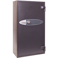 Phoenix Mercury HS2056E 417L Security Safe With Electronic Lock Grey