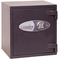 Phoenix Elara HS3551E 56L Security Safe With Electronic Lock Grey