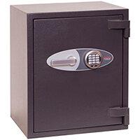 Phoenix Elara HS3552E 69L Security Safe With Electronic Lock Grey