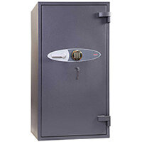 Phoenix Planet HS6075E 246L Security Safe With Electronic Lock Grey