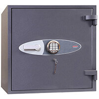 Phoenix Cosmos HS9071E 121L Security Safe With Electronic Lock Grey