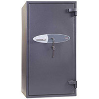 Phoenix Cosmos HS9074K 295L Security Safe With Key Lock Grey