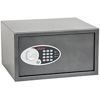 Phoenix Vela SS0803E Size 3 34L Home & Office Security Safe With Electronic Lock Metallic Graphite