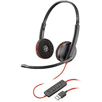 Plantronics Blackwire Binaural C3220 usb-a 209745-101