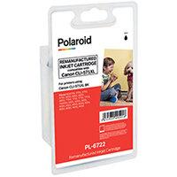 Polaroid Canon CLI-571XL Black Inkjet Cartridge 0331C001-COMP