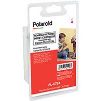 Polaroid Canon CLI-571XL Magenta Inkjet Cartridge 0333C001-COMP