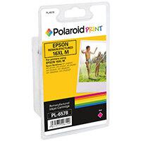 Polaroid Epson 16XL Compatible Inkjet Cartridge Magenta T163340-COMP PL
