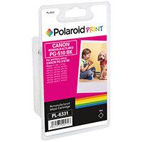 Polaroid Canon PG-510 Remanufactured Inkjet Cartridge Black 2970B001-COMP PL