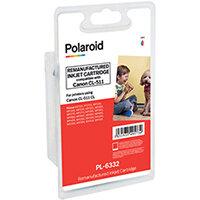 Polaroid Canon CL-511 Colour Inkjet Cartridge 2972B001-COMP