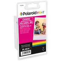 Polaroid Canon PG-540XL Remanufactured Inkjet Cartridge Black 5222B005-COMP PL