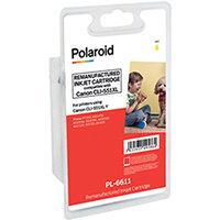 Polaroid Canon CLI-551XL Yellow Inkjet Cartridge 6446B001-COMP
