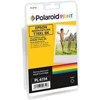 Polaroid Epson 79XL Remanufactured Inkjet Cartridge Black T790140-COMP PL