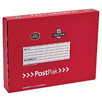 Postpak Mailing Full-Shirt Small Mail Box Pack of 20 P20