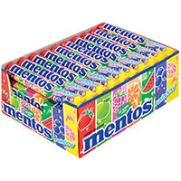 Mentos Rainbow Sweets Pack of 40 2063