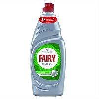 Fairy Platinum Hand Dish Washing Up Liquid 615ml Pack 1