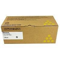 Ricoh AIO Toner Cartridge Yellow 406055