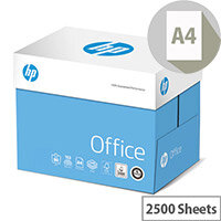 HP Office A4 80g QuickPack Pack of 2500 CHPOP080X741