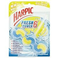Harpic Fresh Toilet Bowl Power Block Summer Breeze 39g Pack 1 3022797