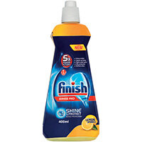 Finish Rinse Aid Lemon 400ml 74538