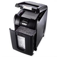 Rexel Auto+ 300X Shredder Cross Cut Small Office DIN P-4