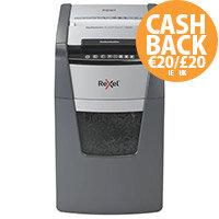 Rexel Optimum AutoFeed+ 150X Automatic Cross Cut Paper Shredder Black 2020150X