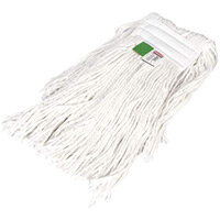 Rubbermaid Kentucky Cotton Mop Head 400g White
