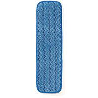 Rubbermaid HYGEN Microfiber Wet Mop 40cm Blue