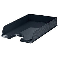 Rexel Choices Letter Tray A4 Black 2115598