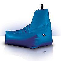 Mini Bean Bag Chair Royal Blue