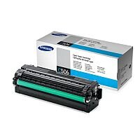 Samsung CLT-C506L Cyan High Yield Laser Toner Cartridge