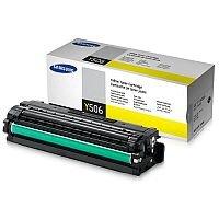 Samsung CLT-Y506S Yellow Laser Toner Cartridge