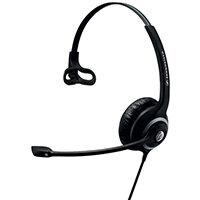 Sennheiser SC230 Monaural Headset Black 504401