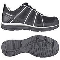 Solid Gear Evolution Black Work Shoes Size 37 / Size 4 SG8