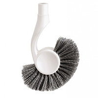 Simplehuman White Toilet Brush Replacement Head BT1094
