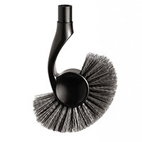 Simplehuman Black Toilet Brush Replacement Head BT1095