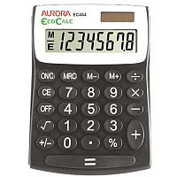 Sharp EL-124AT Desktop Calculator Black