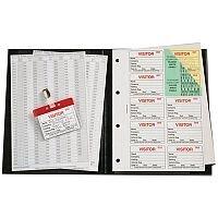 Identibadge System Visitors Book IBVBSYS300