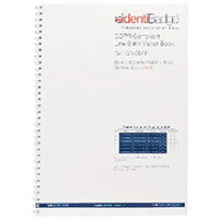 Identibadge GDPR Visitor Book Refill IBR-GDPR