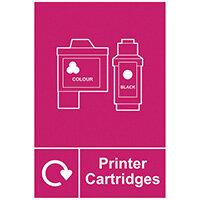 Spectrum Industrial Recycle Sign Printer Cartridge 150x200mm SAV 18168