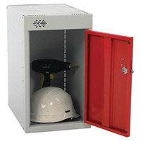 Locker Quarto Light Grey Door WxDmm: 300x450