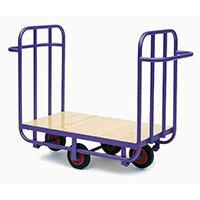 Truck Platform Sliding Wheel LxW - 1067x610 - capacity 200kg